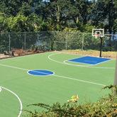 Home Basketball Courts