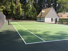 Home Tennis Courts