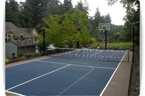 pickleball construction and installation portland oregon and sw washington area