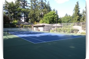 tennis court construction and builders portland oregon and sw washington