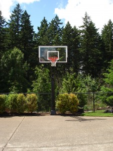 basketball hoops portland oregon and sw washington