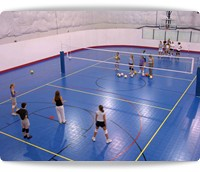 indoor court sport tiles