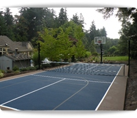 pickleball court construction contractors portland oregon and sw washington