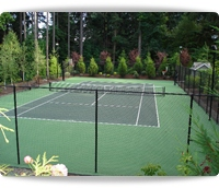 tennis court construction and builders in portland oregon and sw washington